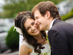 Bride & Groom, Wedding Catering A La Carte, Mornington Peninsula