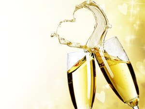 Glasses, Wedding Catering A La Carte, Mornington Peninsula