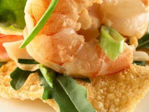Prawn Dish, Wedding Catering Finger Food, Mornington Peninsula