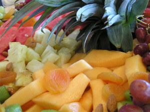 Fruit Platter, Wedding Catering Gourmet BBQs and Buffets, Mornington Peninsula