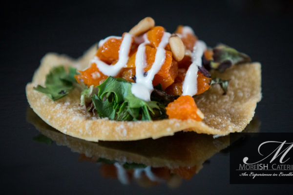Savoury Canapes, Finger Food